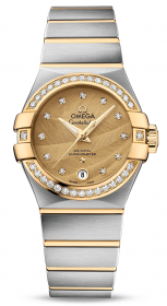 Omega Constellation Co-Axial 27 mm 123.25.27.20.58.002