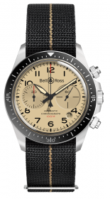 Bell & Ross Vintage BR V2-94 Military Beige 41 mm BRV294-BEI-ST/SF