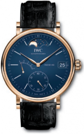 IWC Portofino Hand-Wound Moon Phase Edition «150 Years»