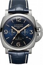 Panerai Luminor 1950 8 Days Equation Of Time Gmt Titanio