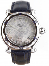 Chopard Happy Sport Happy Snowflakes 38 mm 288948-3001