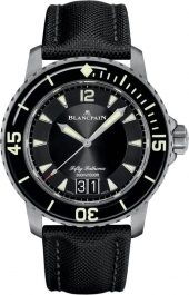 Blancpain Fifty Fathoms Automatic Grande Date 45 mm 5050 12B30 B52A