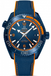 Omega Seamaster Planet Ocean 600m Co-Axial Master Chronometer GMT Big Blue 45.5 mm 215.92.46.22.03.001