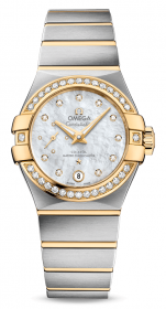 Omega Constellation Co-Axial Master Chronometer Small Seconds 27 mm 127.25.27.20.55.002