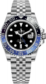 Rolex GMT-Master II 40 mm 126710 Batman
