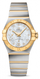 Omega Constellation Co-Axial Master Chronometer Small Seconds 27 mm 127.20.27.20.55.002