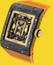 Richard Mille Bonbon RM 16-01 Automatic Citron
