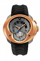 Franc Vila Complication Timezone Alliance Concept