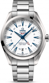 Omega Seamaster Aqua Terra 150M Co-Axial GMT Good Planet 43 mm 231.90.43.22.04.001