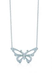 ПОДВЕСКА TIFFANY BUTTERFLY
