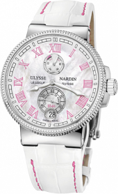 Ulysse Nardin Marine Chronometer Lady Manufacture 43 mm 1183-126B/470