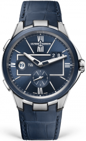 Ulysse Nardin Executive Dual Time 43 mm 243-20/43