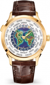 Patek Philippe Complications World Time 38.5 mm 5231J-001