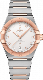 Omega Constellation Co-axial Master Chronometer 39 mm 131.20.39.20.52.001