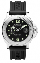 Panerai Luminor Submersible Automatic Acciaio 44 mm PAM01024