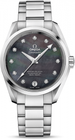Omega Seamaster Aqua Terra 150M Master Co-Axial Ladies 38.5 mm 231.10.39.21.57.001