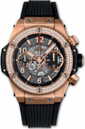Hublot Big Bang Unico King Gold Diamonds 42 mm 441.OX.1180.RX.1104