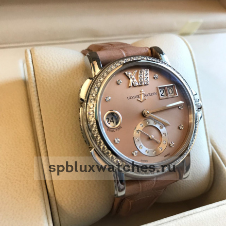 Ulysse Nardin Dual Time Lady 37 mm 243-22B/30-09
