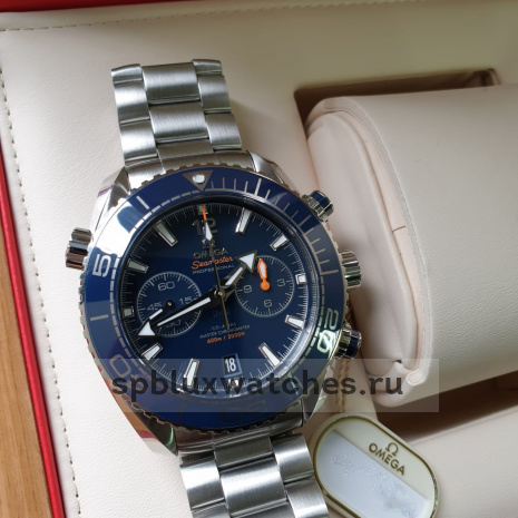 Omega Seamaster Planet Ocean 600m Co-Axial Master Chronometer Chronograph 215.30.46.51.03.001