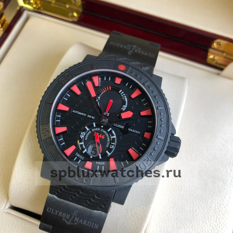 Ulysse Nardin Marine Diver Black Sea 45.8 mm 263-92-3C